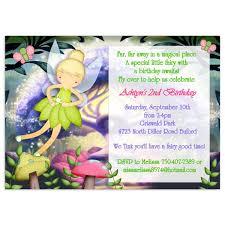 Tinkerbell Invitations Printable Tinkerbell Inspired Invitations