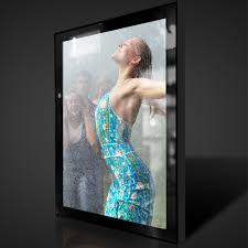 Us 368 0 24x36 Inch Outdoor Advertising Led Backlit Menu Poster Frame Light Box Sign Display In Advertising Lights From Lights Lighting On