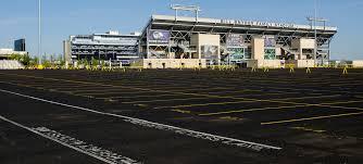 Bill Snyder Family Stadium East Parking Lot Bg Consultants