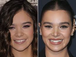 hailee steinfeld before and after from