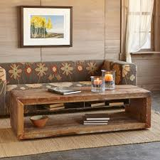 Growth Tables Reclaimed Wood Old Growth Coffee Table