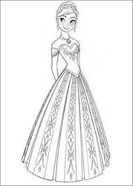 Small Picture Frozen Coloring page Sheets Elsa and Olaf CAKES AND CUPCAKES