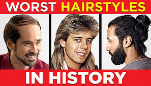 13 worst men s hairstyles of all time