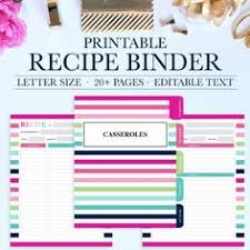 recipe binder kit printable recipe box cards recipe template recipe card binder recipe binder pages recipe cards printable recipe card recipe cards