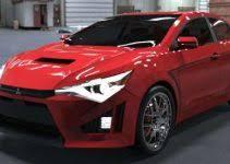 2018 mitsubishi 3000gt. modren 2018 2018 mitsubishi lancer colors release date redesign price for mitsubishi 3000gt