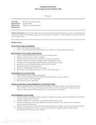 Sample Teacher Assistant Resume Child Care Teacher Assistant Resume ...