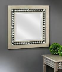 gorgeous large square wall mirror large framed square mirror tripar international inc