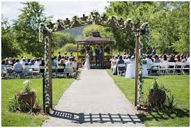 Denver Botanic Gardens Seating Chart Denver Botanic Garden At Chatfield Open Air Chapel Wedding