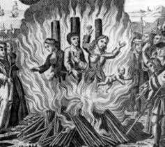 The Salem Witchhunts: A History of Witches, Trials, and Witch Hunts!