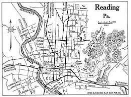 reading_pa.1920 pennsylvania maps perry casta�eda map collection ut library online on pa printable map