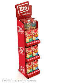 Crisp Display Stand Classy Retail Floor Display Stands Retail Marketing Display Group