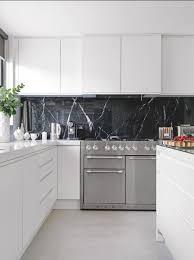 just kitchen designs. my ideal kitchen! just change that black splashback to a transparent glass one! kitchen designs
