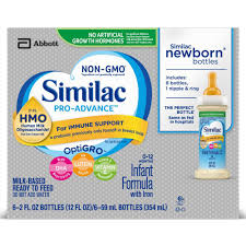 Similac 6pk Pro Advance Infant Formula 12oz In 2019
