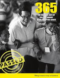 365 The First 365 Days Of Sen Bam Aquino In The Philippine Senate