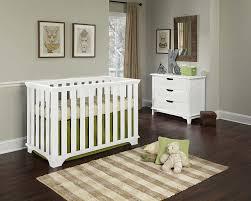 amazoncom  imagio baby midtown contemporary crib white  baby