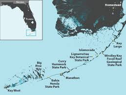 These tensions then discharge as an earthquake. Travels In Geology The Ephemeral Florida Keys Earth Magazine
