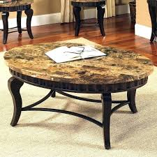 granite top coffee table coffee table round granite top coffee table top 9 view round black