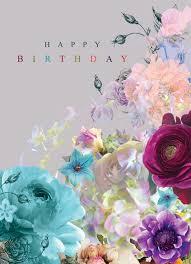 Le gif con auguri di buon compleanno, con fiori per una ragazza. 1001 Idee Per Immagini Di Buon Compleanno Originali