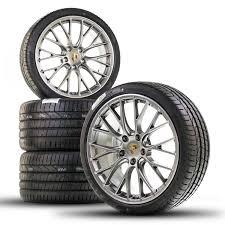 Porsche 20 Rs Spyder Design Wheels Porsche 20 Inch Summer Wheels 991 Gts 4 4s C4 Rs Spyder