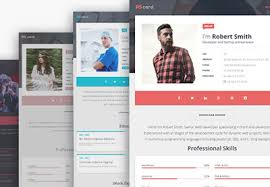 Classy Wordpress Resume Themes Trendy Idea Theme 1 Rachel Example