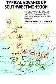 Interior Ktaka To Experience Widespread Rain Deccan Herald