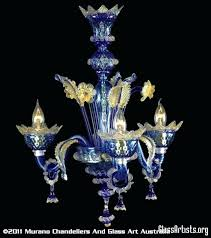 venetian glass chandelier chandeliers art glass cobalt blue and gold chandelier antique murano glass chandelier parts