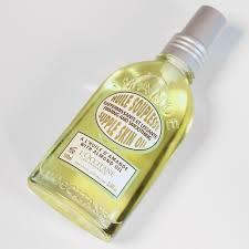 l occitane almond oil ski oil