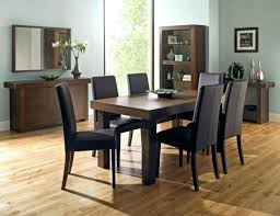 medium size of extending oak dining table and 6 leather chairs hudson round white with bewley