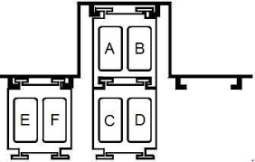 2003 2009 renault megane ii fuse box diagram fuse diagram 2003 2009 renault megane ii fuse box diagram
