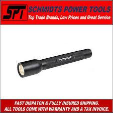photonpump black led torch flashlight