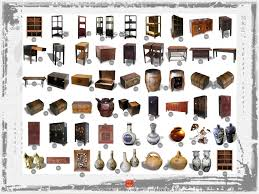 Amazing Types Furniture Styles With Furniture List Image 14 of