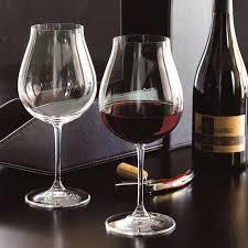 riedel vinum l pinot noir glasses 3 get 4 the wine kit