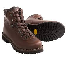 alico made in italy summit hiking boots leather for men in brown
