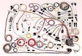chevy impala classic update american autowire wiring harness 1966 68 chevy impala american autowire classic update wiring harness 510372