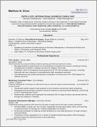 Resume Template For College Graduate Unique Professional Resume Examples For College Graduates New Examples