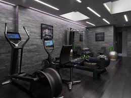 Home Gym - Bespoke, high end home gym design l RCH Raw Corporate Health -