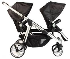 Designer Twin Prams Stroller Seats Facing Forward Twin Pram Baby Strollers