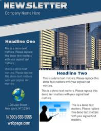 Newsletters Templates Design A Newsletter Free Templates Postermywall