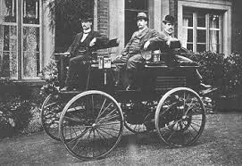 First electric motor Antique First Crude Electric Vehicle Is Developed The Verge The History Of The Electric Car Department Of Energy