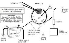 automotive ammeter wiring diagram automotive image how to wire an ammeter into a car how auto wiring diagram schematic on automotive ammeter
