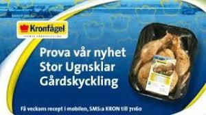 Varje månad besöker ungefär 50 000 personer kronfagel.se. Kronfagel Ugnsklar Gardskyckling Youtube