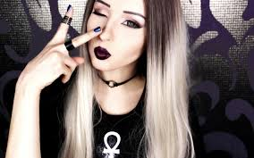 Изображение ag viva giam inspiration makeup tutorial by anastasiya shpagina