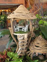 fairy garden tree houses gnomes and fearies oh my mini fairy gardens