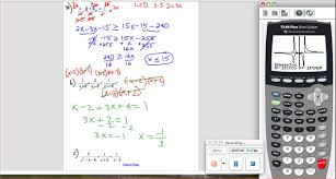 solving rational expression equalities and inequalities