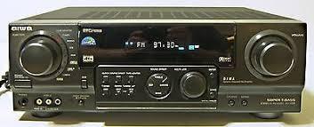 aiwa av d58u 400w 5 1 channel t bass av surround am fm receiver aiwa av d58u 400w 5 1 channel t bass av surround am fm receiver