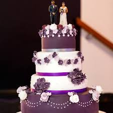 4 Tier Wedding Cake With 3d Cake Topper Cake Lancashire 2 Chefs