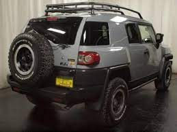 Toyota Fj Cruiser In Tte Cement Gray 1h5 From 2013 2013 13 Toyota Fj Cruiser Fj Cruiser Cruisers
