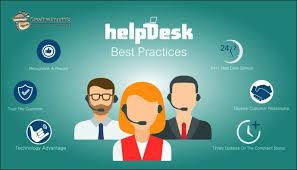 it help desk best practices design ideas