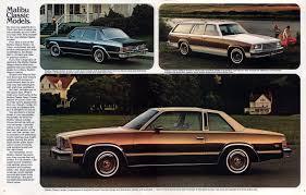 1979 Malibu | Chevrolet....car brochures | Pinterest | Chevrolet ...