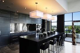 Kitchen Design Dark Cabinets Modern Kitchen Design With Dark Cabinets 2016 Miserv